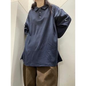 00's NIKE GOLF L/S ポロシャツ