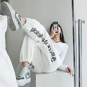 【ボトムス】スポーツストリート系ダンスファッションカジュアルパンツ42959731