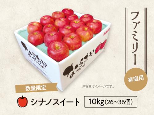 【17】ファミリー シナノスイート 10kg