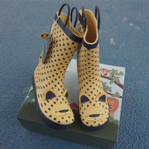 雨靴 キッズ  子供 子ども  ジュニア 長靴 男児 女児  レインブーツ 女の子 男の子 レインシューズ14cm-19.4cm 7868