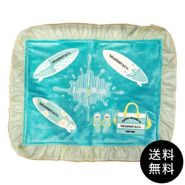LunaBlue(ルナブルー)WOOFFANY SURF Mat ゆうパケット送料無料