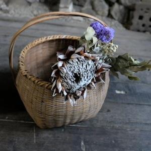【21118】 花かご / Basket