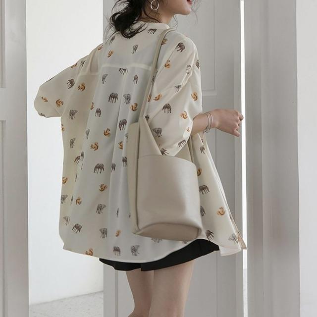 Animal design shirt KRE1077