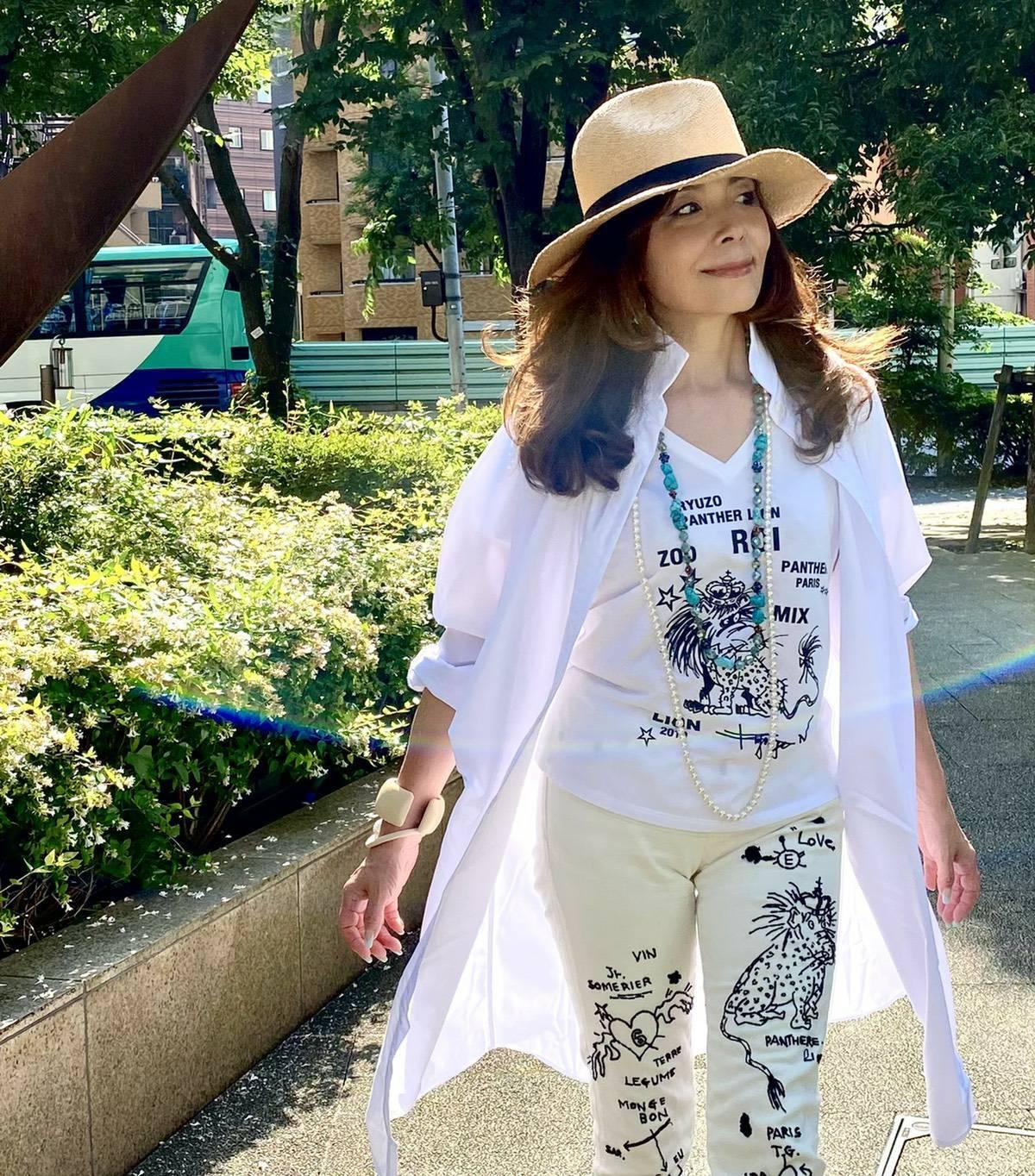 【限定10枚/送料無料】MFロングシャツ(ホワイト) ¥20000 → ¥18000
