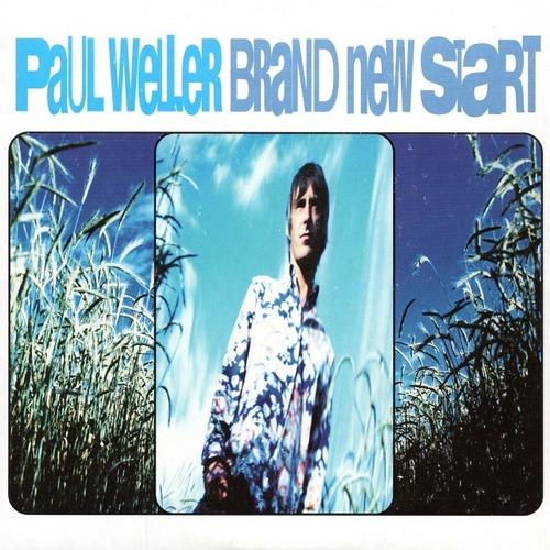【7inch・英盤】Paul Weller / Brand New Start