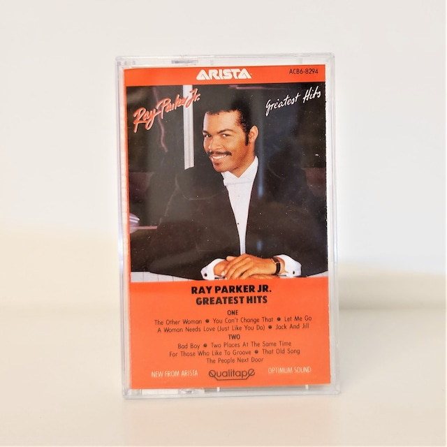 [中古カセット]  Ray Parker Jr. – Greatest Hits