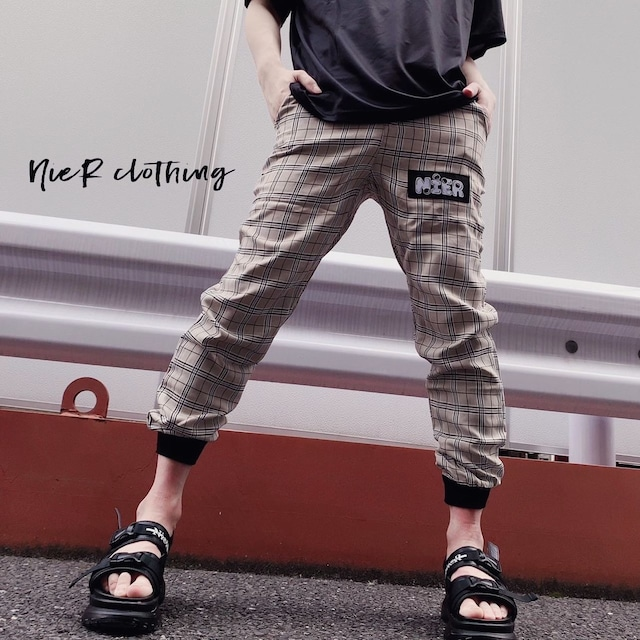 4POCKET SUMMER JOGGER PANTS