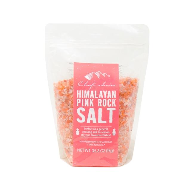 シェフズチョイス ヒマラヤ岩塩 ミル用 スタンディングバッグ 1kg