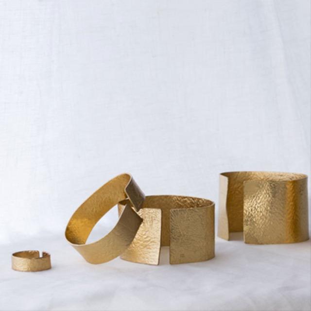 TIN BREATH Gold 50mm