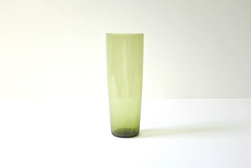 vintage IITTALA tall glass 2204 green  / ヴィンテージ イッタラ トールグラス 2204 グリーン
