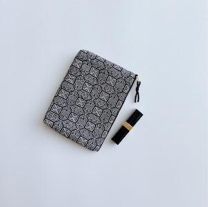 手織りポーチ(Accessory case 16cm  Black Clover)