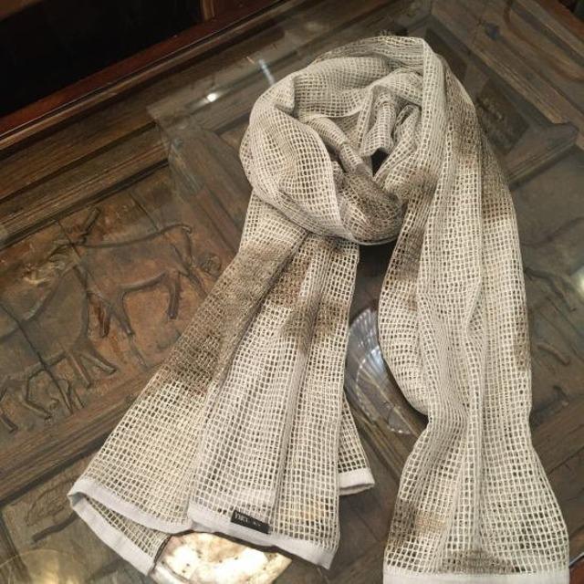 スノーカモ メッシュスカーフ