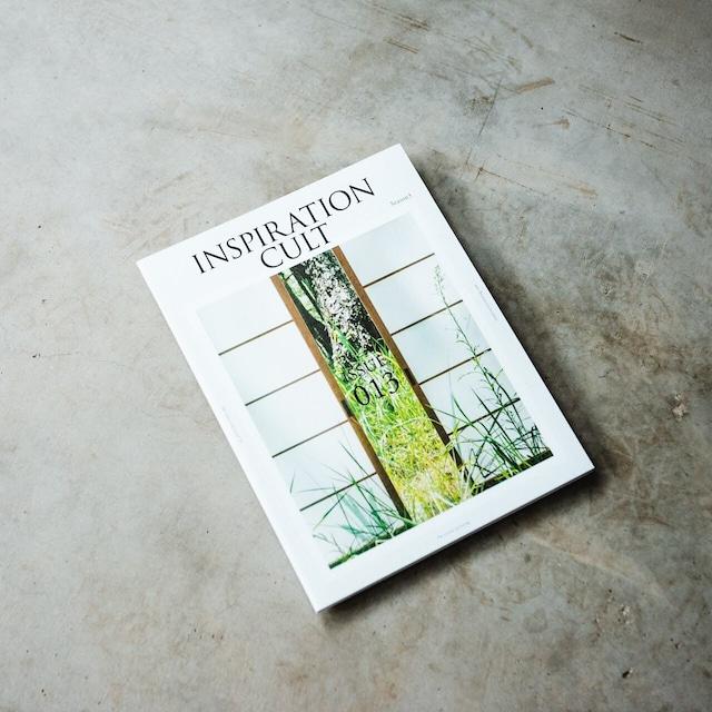 INSPIRATION CULT MAGAZINE  ISSUE.013