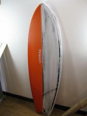 Thomas Bexon Surfboard [VAGABOND] 5'8''