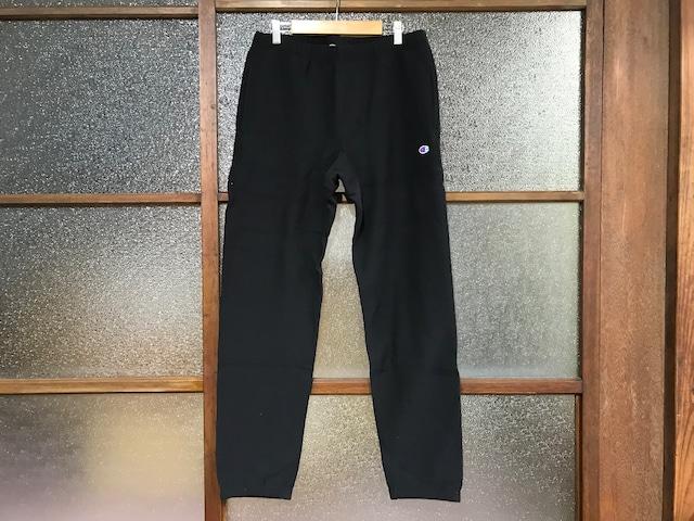 CHAMPION REVERSE WEAVE SWEAT PANTS (BLACK)