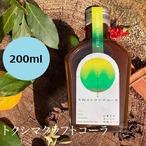 AWAトクシマコーラ200ml 阿波晩茶 乳酸発酵茶 アウトドア 用品 キャンプ グッズ
