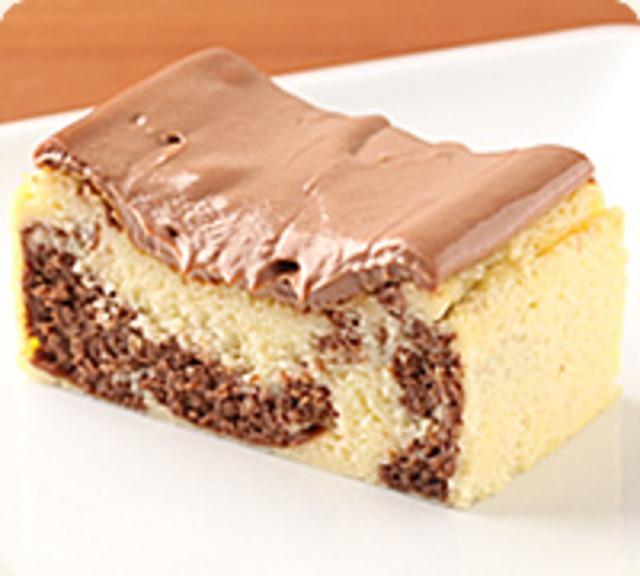チョコマーブル チーズケーキ box size
