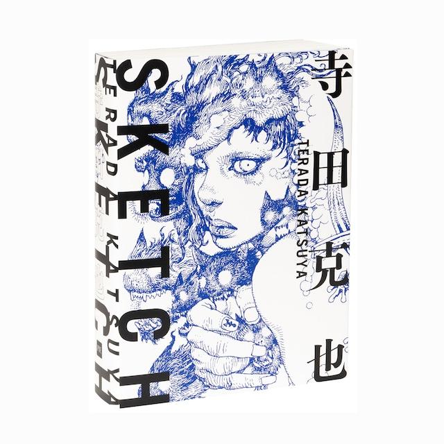コミックアート「寺田克也SKETCH」イラストレーター寺田克也