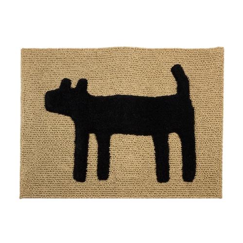 F/style(エフスタイル) House Doggy Mat(S) ブラック