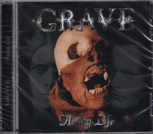 GRAVE 『Hating Life (Re-issue)』