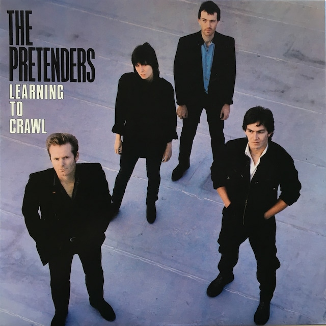 【LP・米盤】The Pretenders / Learning To Crawl