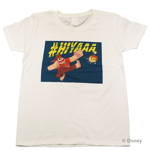 【ディズニー】シュガー・ラッシュ:オンライン|ラルフ Tシャツ