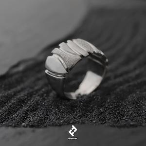 +piedras・リング (black)