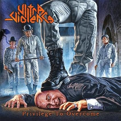 """ULTRA-VIOLENCE """"Privilege To Overcome"""" (輸入盤)"""