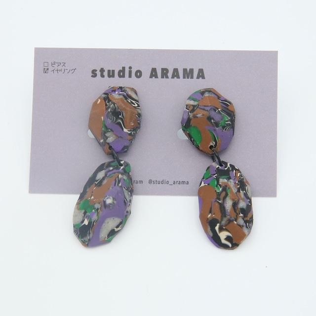 studioARAMA/スタジオアラマ/ストーンアクセイヤリング/sta-2-40