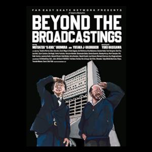 FESN / DVD /「BEYOND THE BROADCASTINGS」/ スケートビデオ / DVD