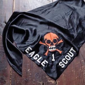 EAGLE SCOUT Scarf / イーグル スカウト スカーフ スカル