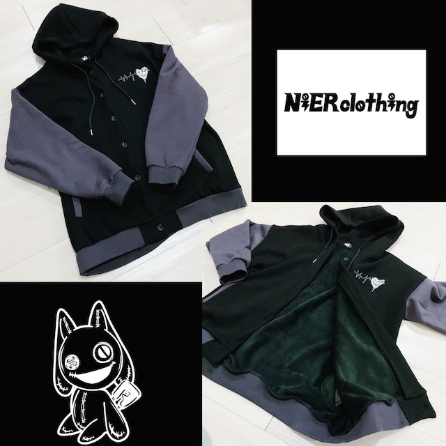 NieR 防寒裏地付きOUTER
