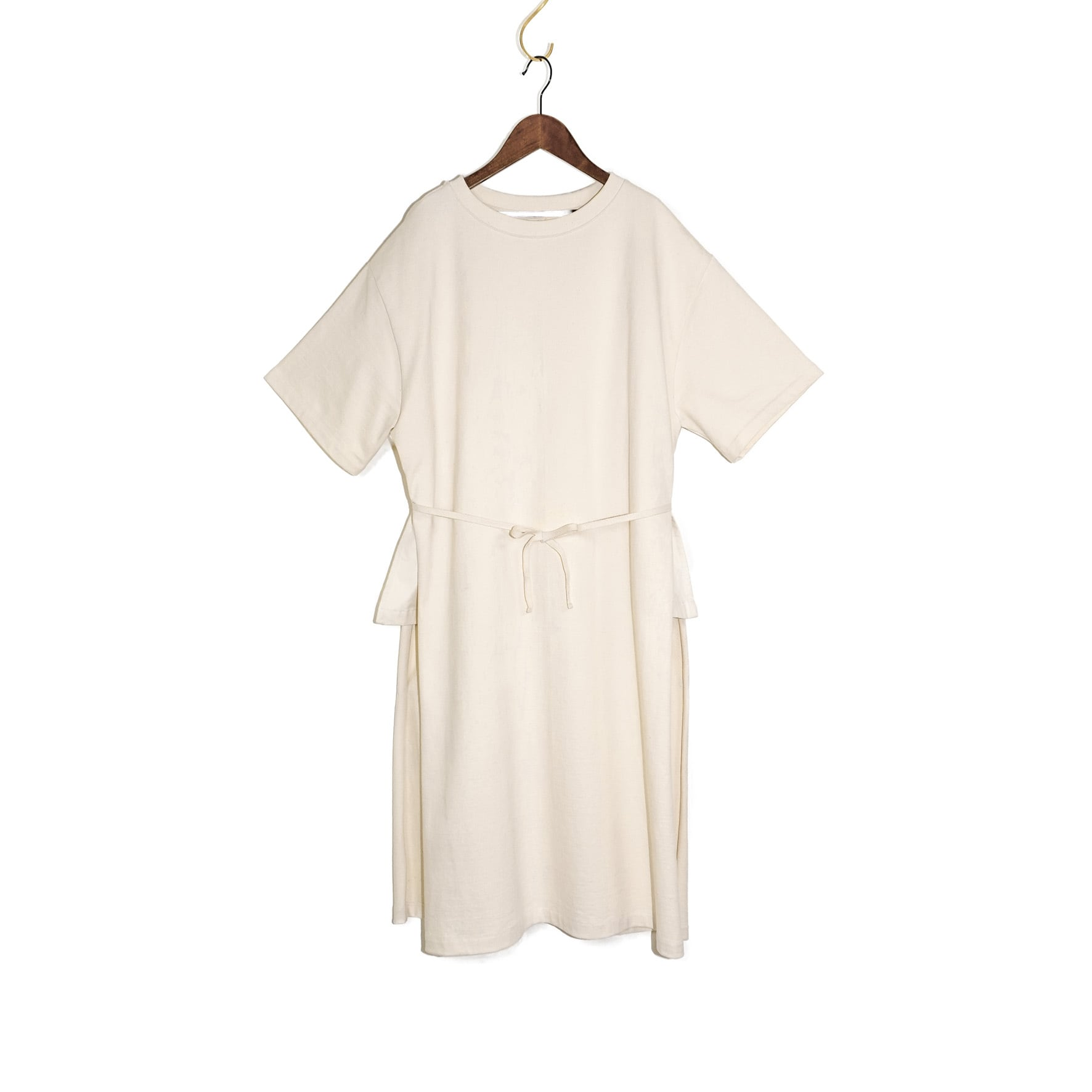 【MADE IN JAPAN】MAXI ONE-PIECE WORK WEAR / SHORT SLEEVES