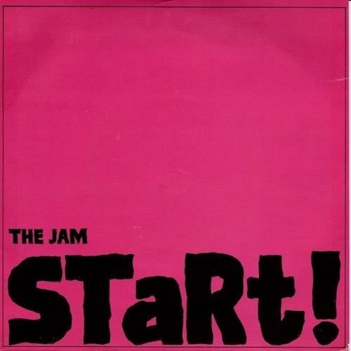【7inch・英盤】The Jam / Start!