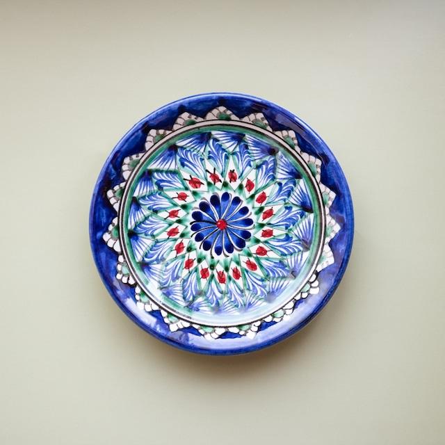 ウズベキスタンの小皿①