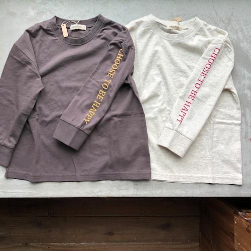 数量限定!original long sleeveT-shirt 90~150
