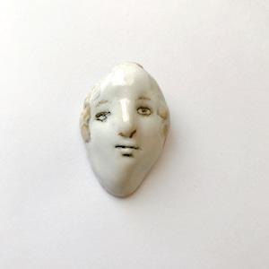 brooch「FACE」 #001