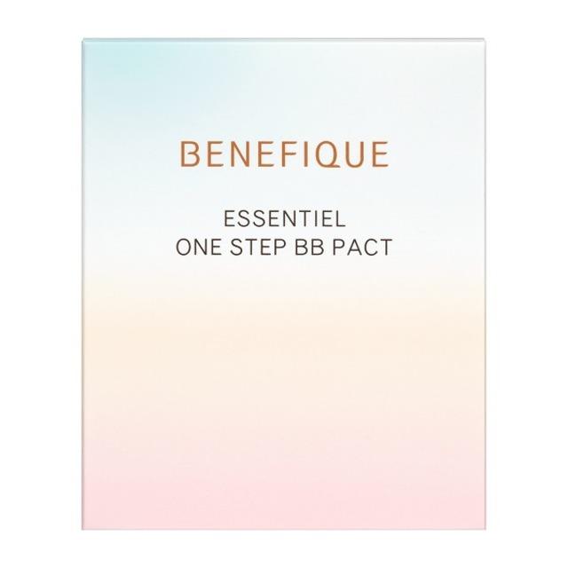 送料無料 資生堂 ベネフィーク ワンステップBBパクト ナチュラル レフィル  (製品コード12360)