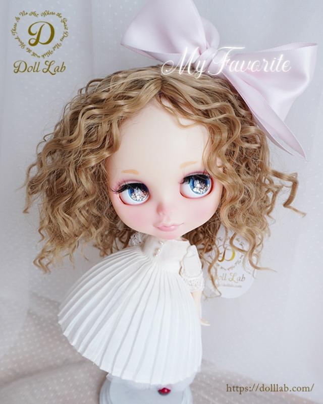 ウェービーシープ [10inch] シルク繊維 天使の巻き毛 DWL011-009-10in