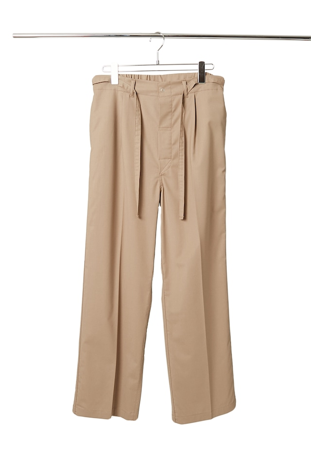 【product almostblack】Easy Pants / 20AW-PPT06