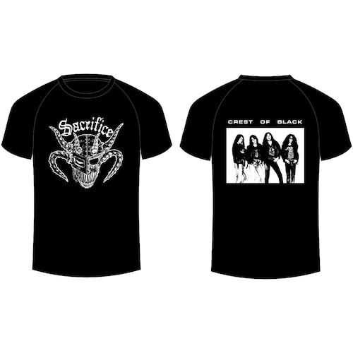 "SACRIFICE ""Crest Of Black"" NYC公演限定Tシャツ"