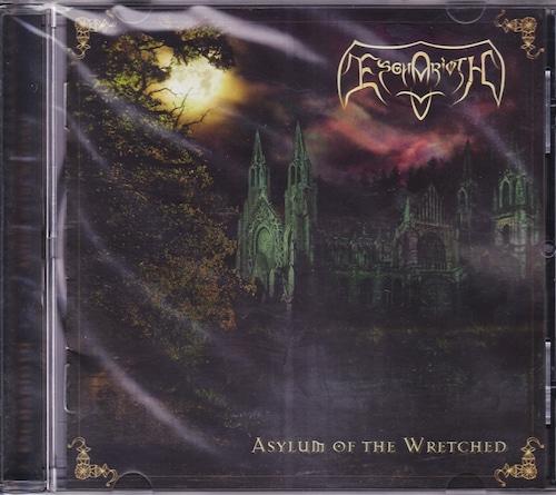 ESGHARIOTH 『Asylum of the Wretched』(※訳アリ商品:盤面キズ多)