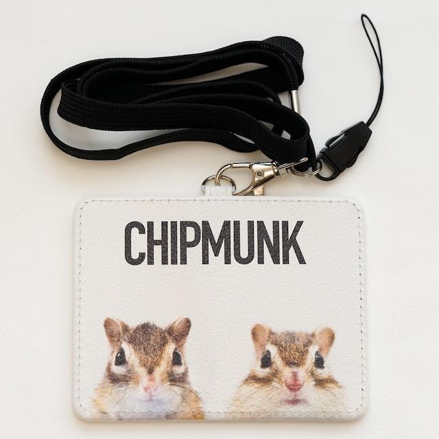 IDカードケース/CHIPMUNK/ID-CM-001