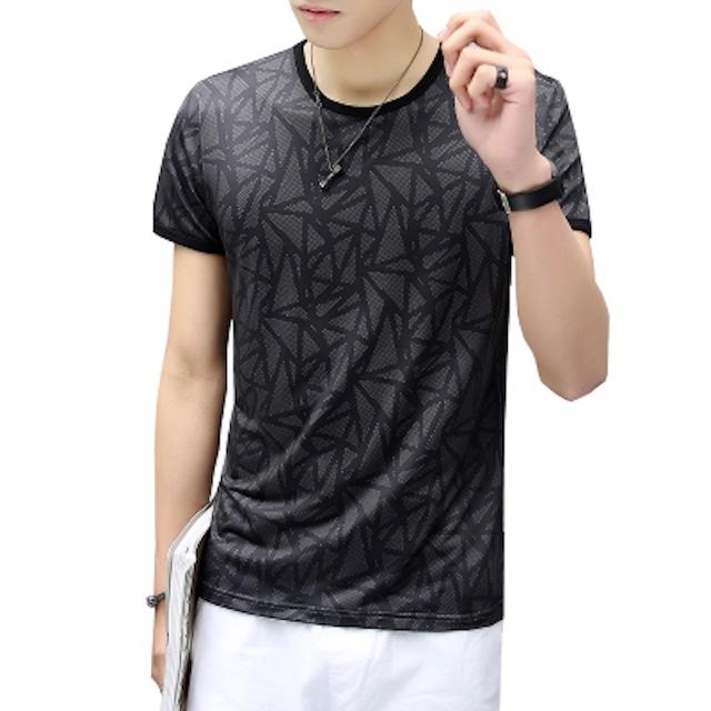 Tシャツ インナー 半袖 ティーシャツ メンズ カジュアル トップス カットソー シtps-1823