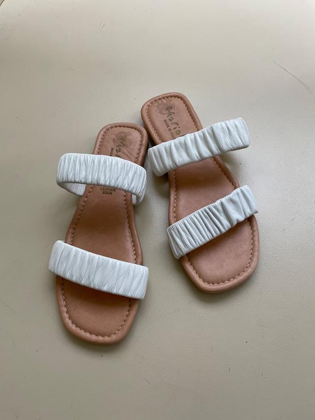 flat sandal / 7SSGD02-02