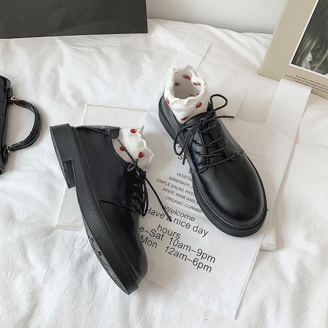 レディース革靴  カジュアルシューズ SHS532001