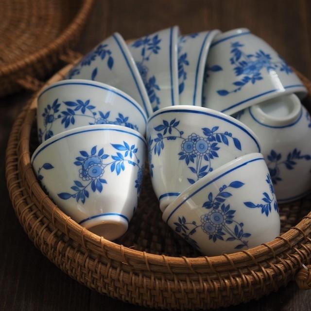 『ブルークレストの茶杯』ペニンシュラ食器/香港