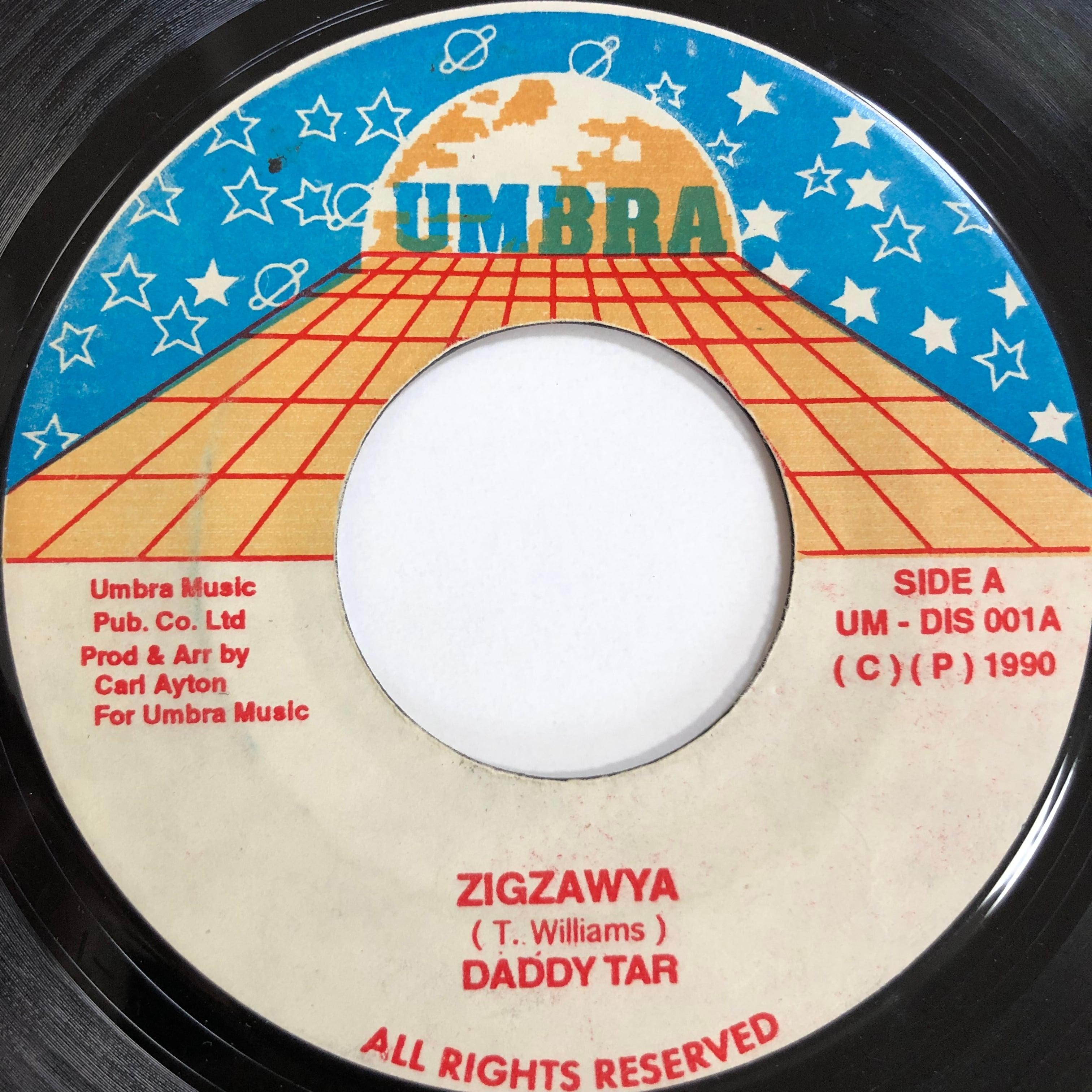 Daddy Tar(ダディーター) - Zigzawya【7-20086】