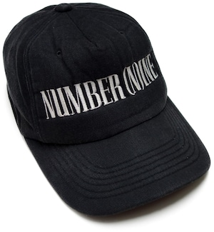 06SS NUMBER (N)INE スナップバックCAP ″ガンズ期″