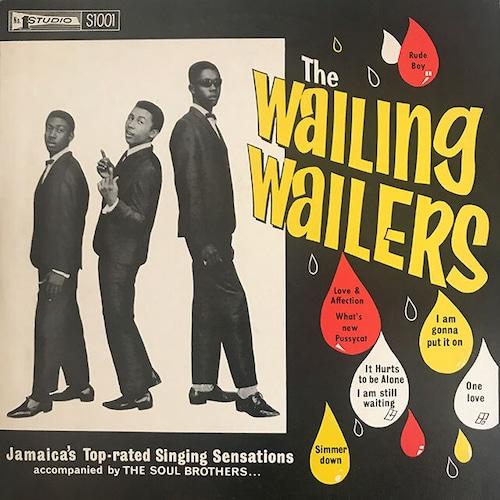 【USED/LP】The Wailing Wailers–The Wailing Wailers
